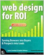 Copertina Web design for ROI (ENG) Lance Loveday, Sandra Niehaus