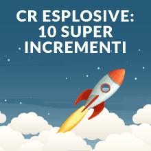 immagine in evidenza: CR esplosive - 10 super incrementi